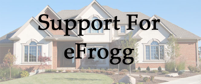 LetterWriter Support: eFrogg Questions